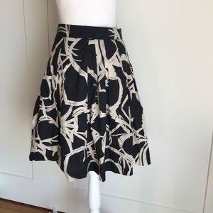 Pleated skirt H & M